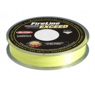 Шнур Berkley Fireline EXCEED GREEN 110M, 0.10MM